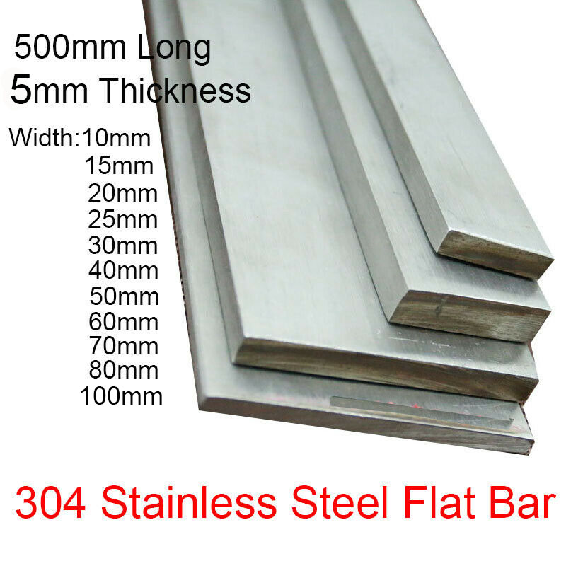 2m Self Adhesive Stainless Steel Band Width 50mm thickness 0,20mm