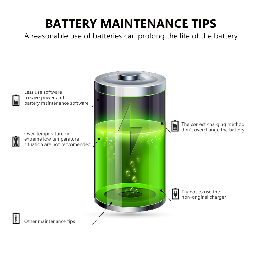 Generic37v 8901500mah Rechargeable Battery For Nokia 6100 7200 E6 6230 Service Manual Features