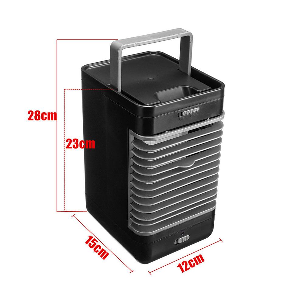 mobile mini air cooler klimaanlage luftk hler ventilator. Black Bedroom Furniture Sets. Home Design Ideas