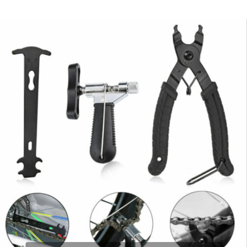 Magic Bicycle Bike Hand Master Link Open/&Close Plier Chain Buckle Removal Repair