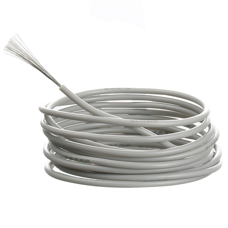 11 Colors Flexible Stranded Silicone Wire Tinned Copper Line 5M//10M14AWG~28AWG