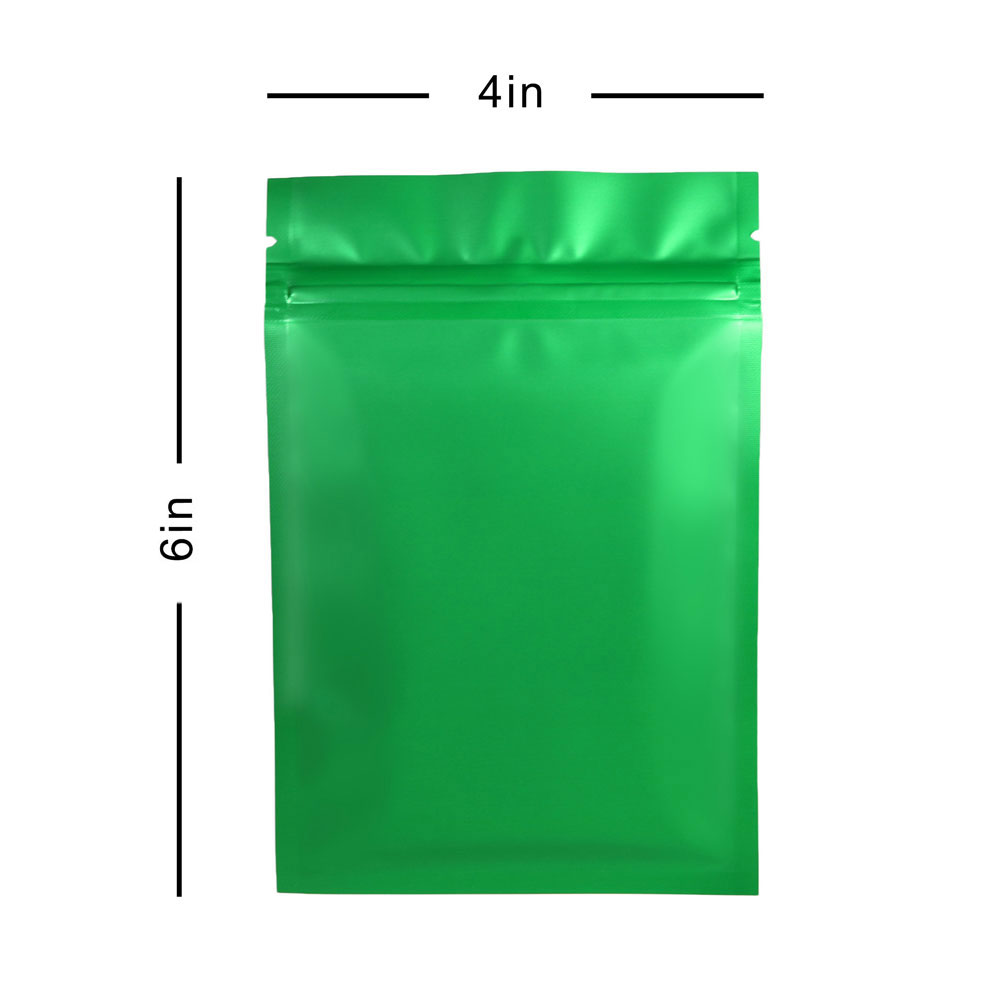 4x6in Translucent Anti-Static Zip Lock Pouch Bag w//Silica Gel Desiccant B07