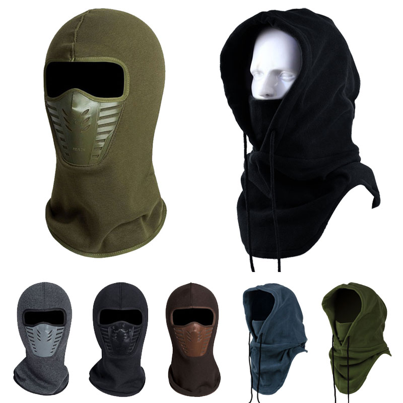 ZUEN 3PCS Windproof Ski Mask Balaclava Windproof Mask Cycling Motorcycle Breathable Neck Cover in Summer for Men And Women