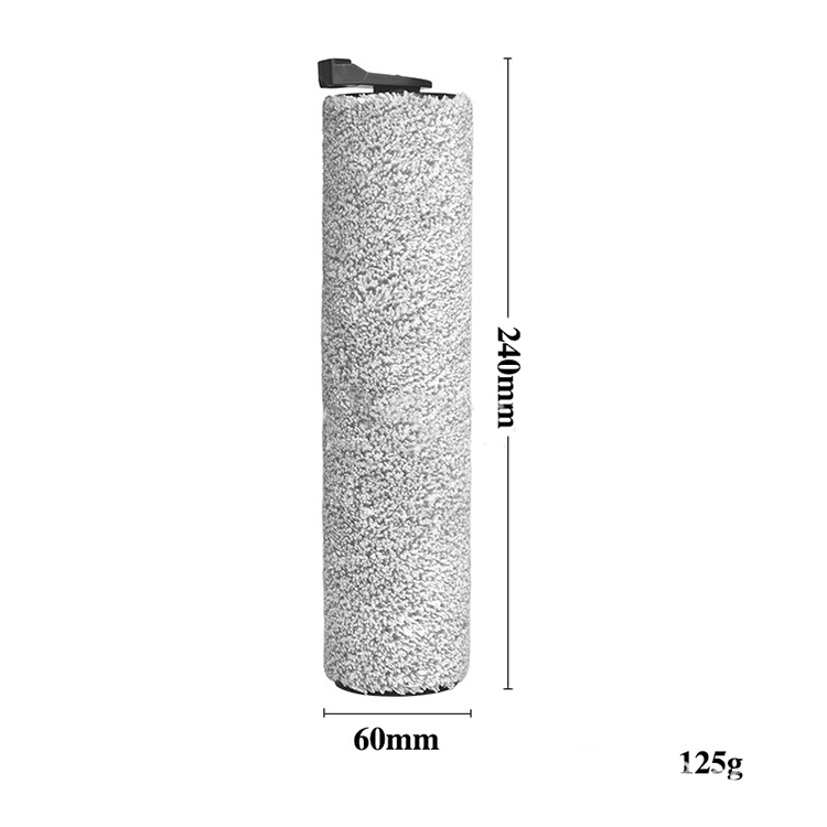 Main Rolling Cleaning Brush for TINECO IFLOOR PLUS//FLOOR ONE Vacuum Cleaner SDE