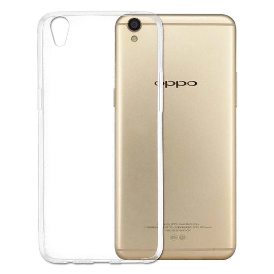Details about Ultra Thin Slim Shockproof Clear Soft TPU Back Case Cover For Oppo Smartphone