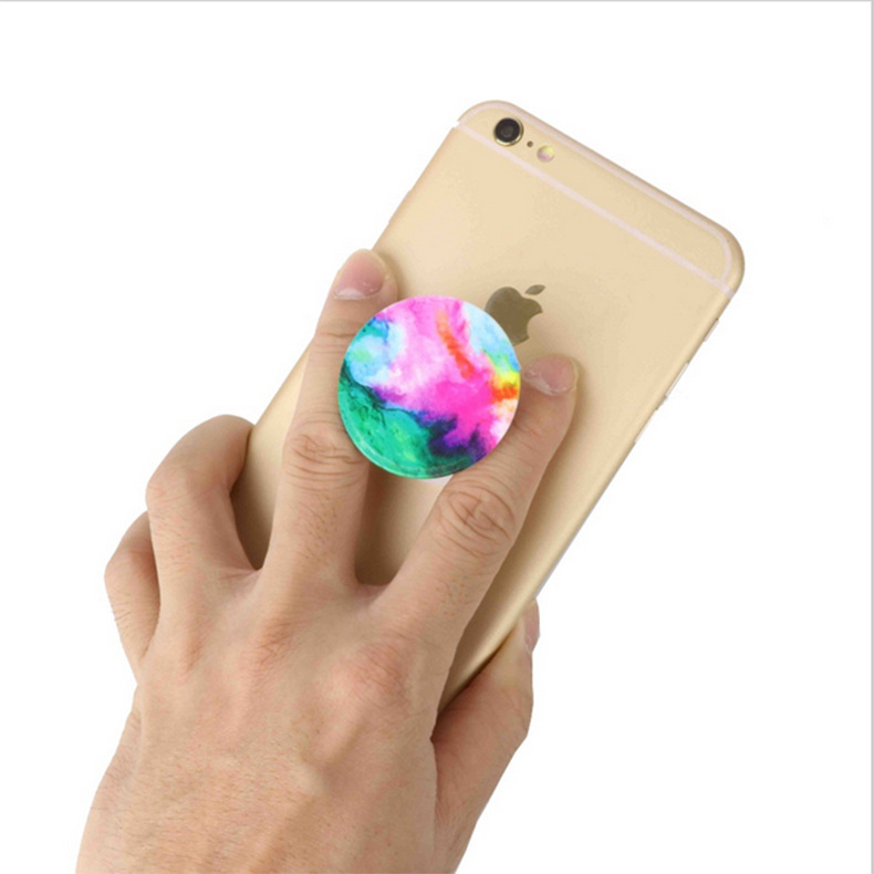 Cool Phone Holder Expanding Stand Grip Pop Mount Pop For