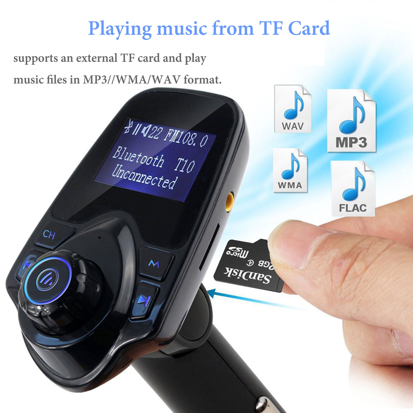 Playing Mp From Flash Drive In Car