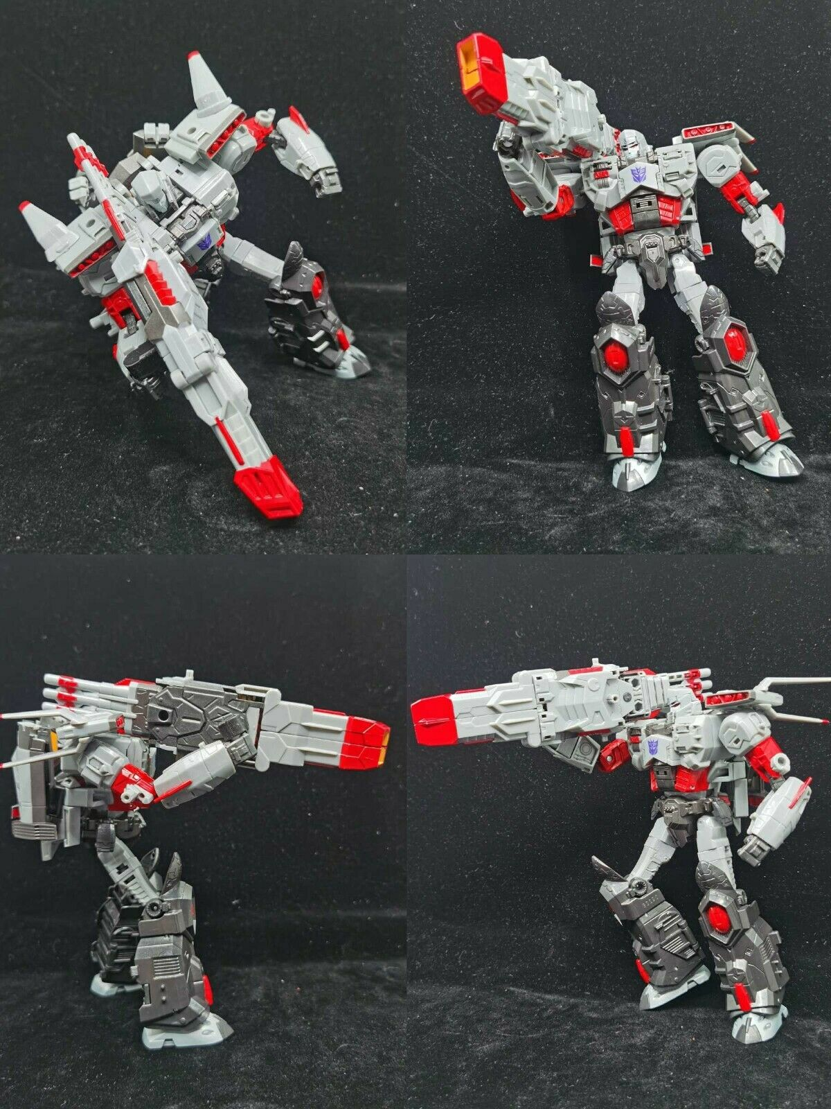 ROS-018 Upgrade Kit for Generation Selects Super Megatron Ratchet/'s operating
