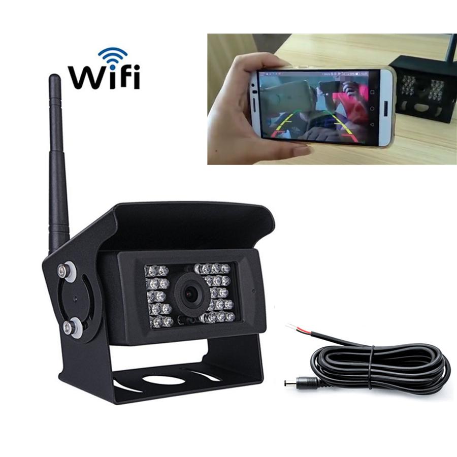 wifi led r ckfahrkamera einparkkamera handy app f r auto. Black Bedroom Furniture Sets. Home Design Ideas