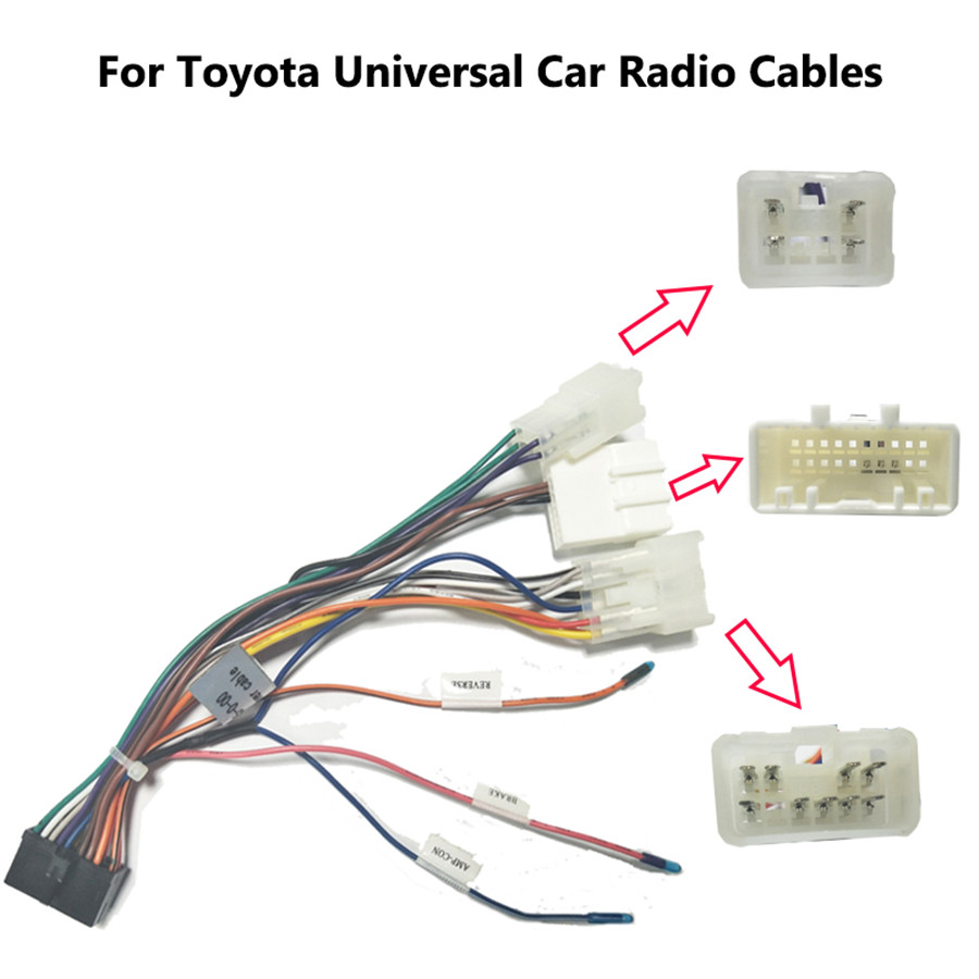 Toyota Wiring Harness Connector Replacement