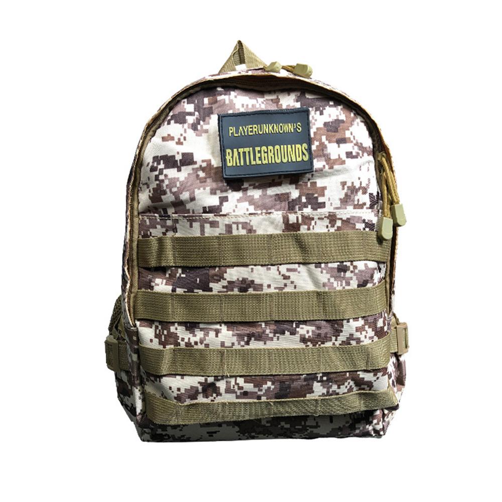 Kids 28L School Bag Military Tactical Trekking Shoulder Backpack Rucksack Pack