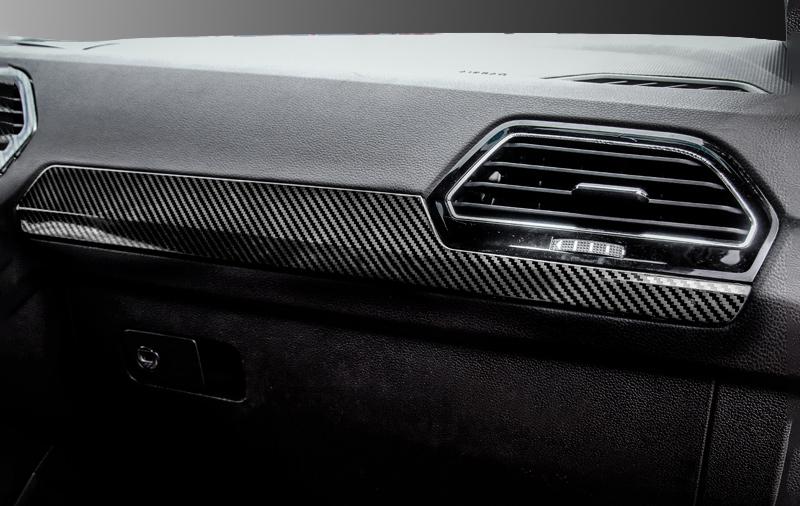 For Volkswagen Tiguan 2017-2021 Dashboard Co-Pilot Strip ...
