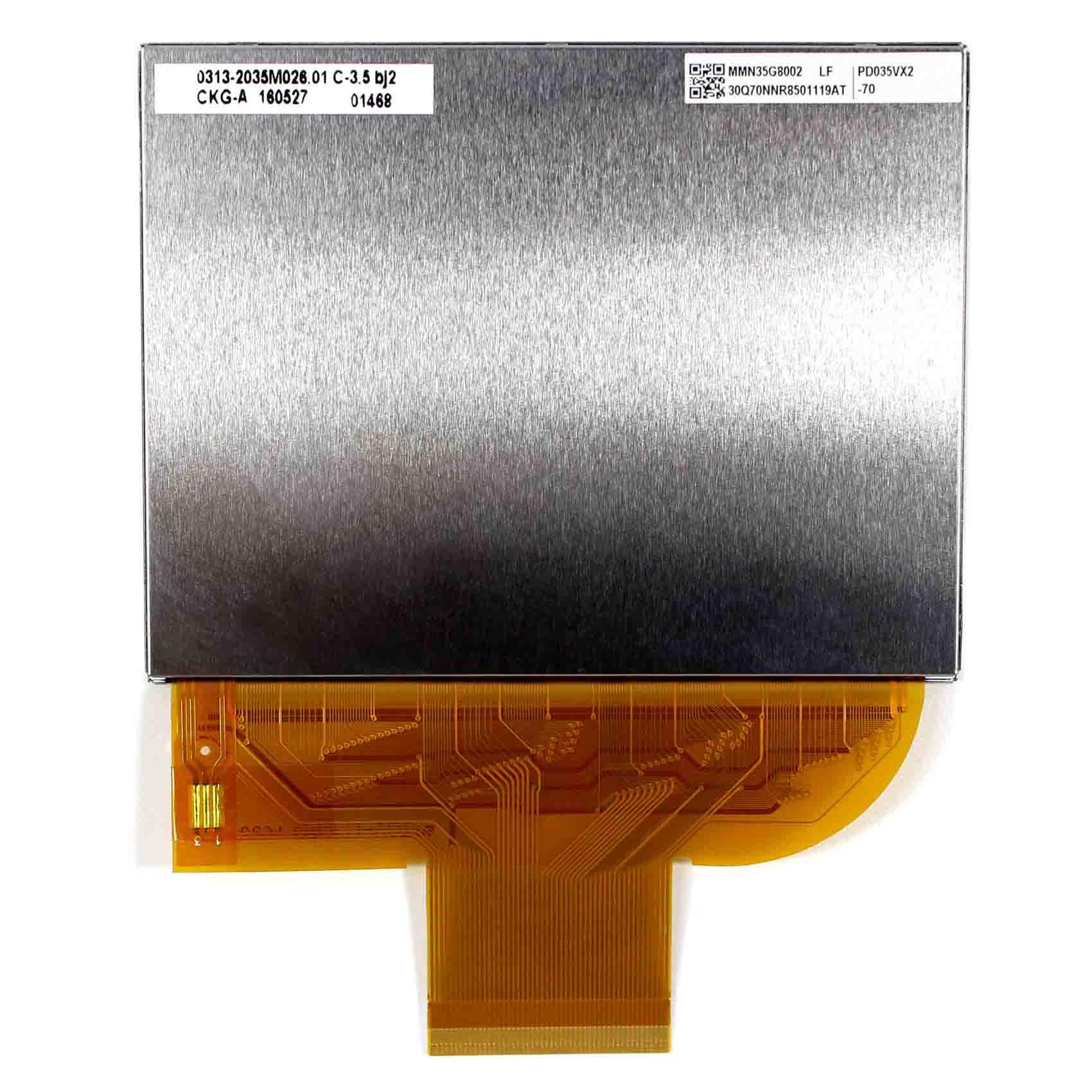 Controller Board Lcd Display PD035VX2 Vga Av With 3.5INCH 640X480 Resolution tz