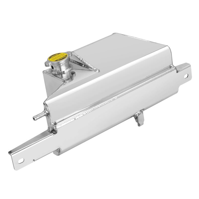 DIRECT FIT ALUMINUM RADIATOR COOLANT OVERFLOW TANK VR38DETT VR38 09-14 GTR R35