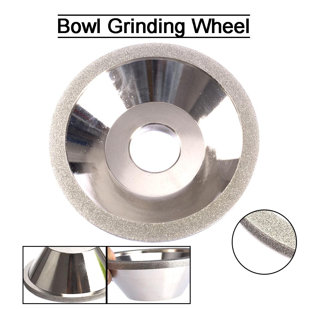 100mm Diamond Grinding Wheel Cup Cutter Sharpener Grinder Tool 600 Grit