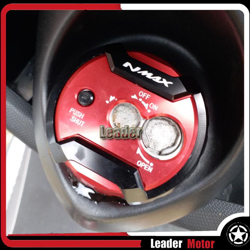 For YAMAHA NMAX 155 N-MAX155 N-MAX 155 NMAX 125 N-MAX 150 seat lock cover