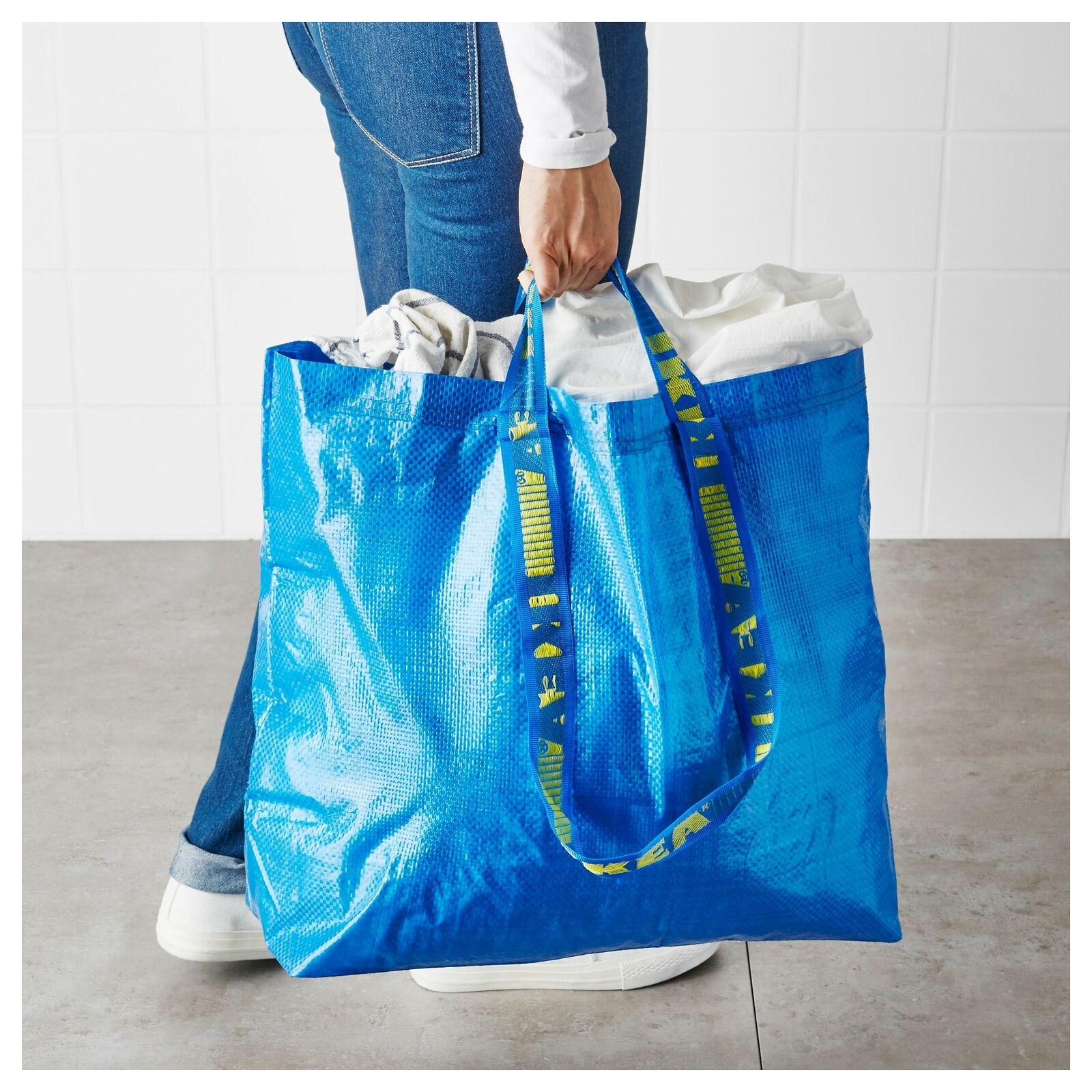 load 55LB Blue,Volume36 L,Max Medium IKEA Carrier Bag