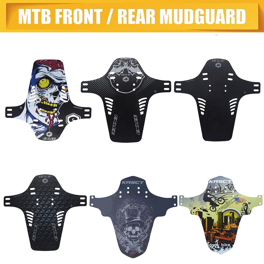 Mud Guard Fender Spritzschutz Mudguard Schutzblech MTB Fahrrad E-bike Q