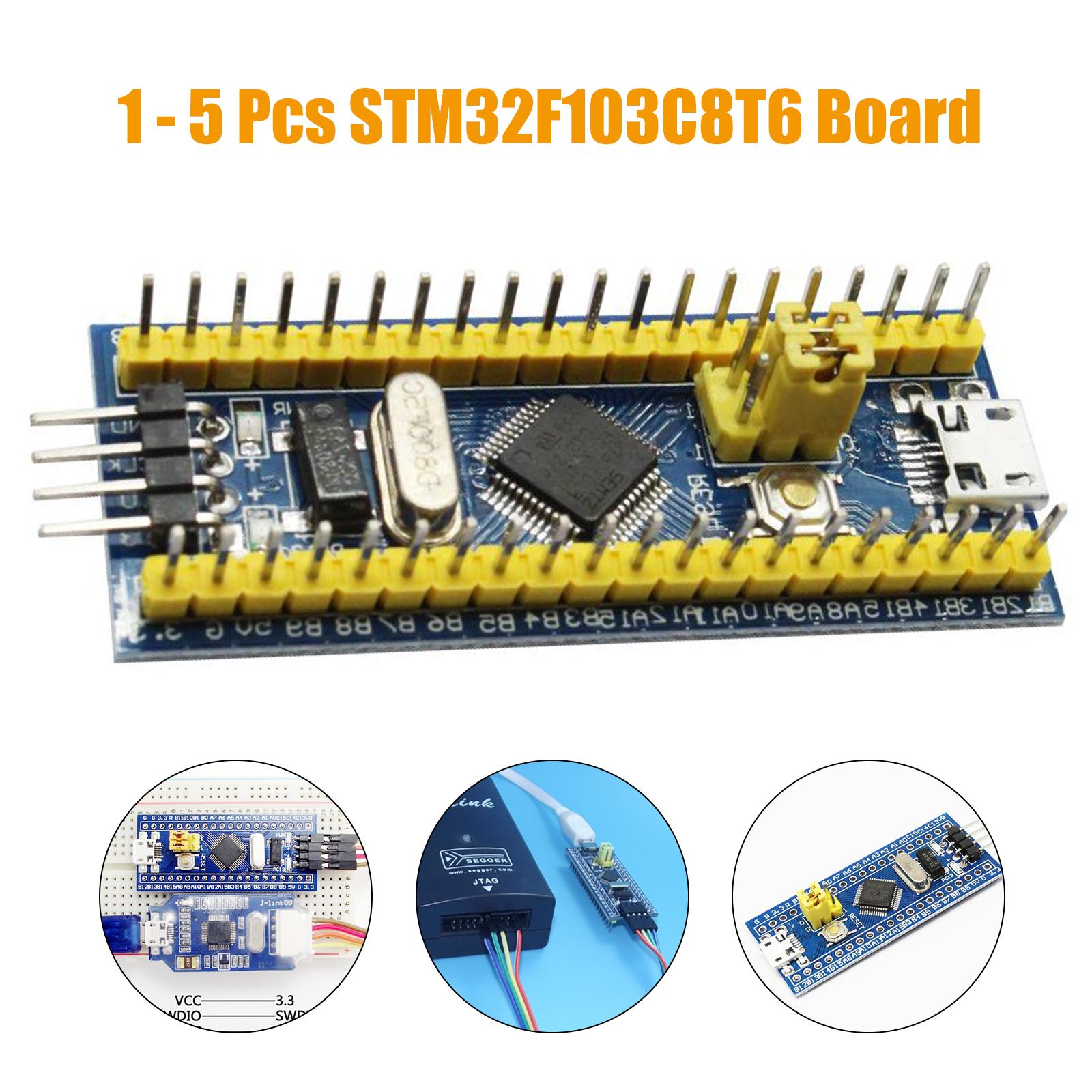 Details about 1-5x STM32F103C8T6 ARM STM32 Minimum System Development Board  Module for Arduino