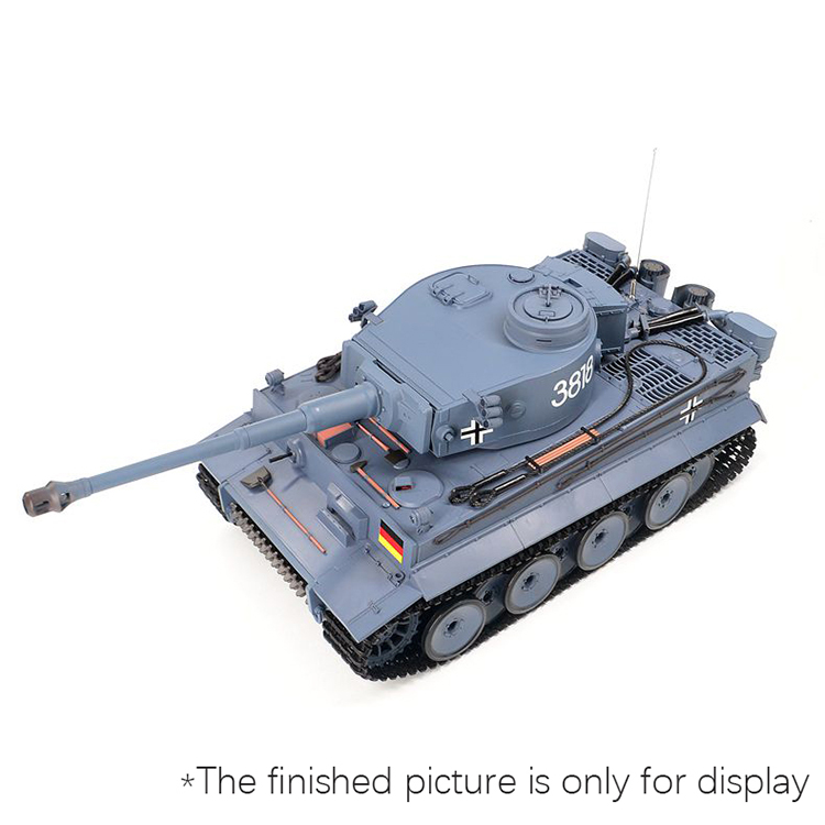 Headlight with LED Light for 1//16 Henglong 3848-1 Germany Panzer III TankBE