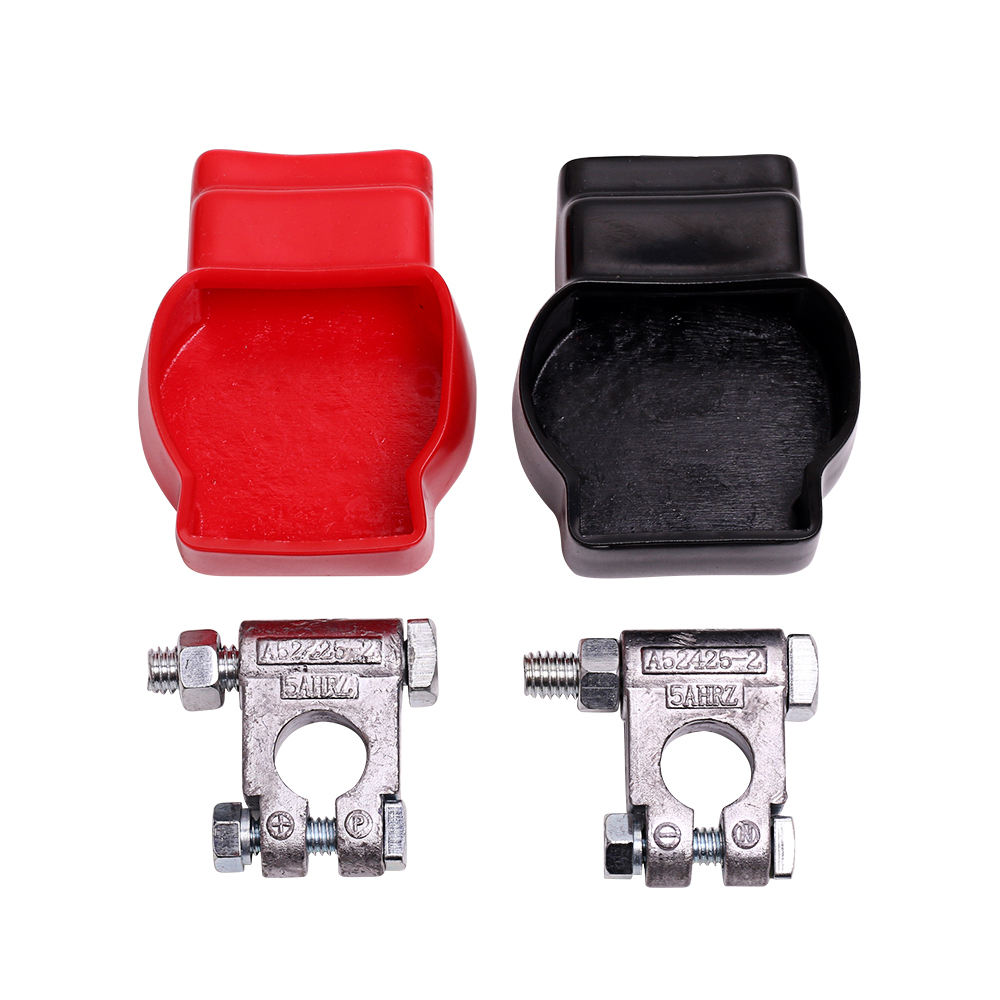 Car Isolator Switch Universal Car Auto Battery Link Terminal Cut-off Switch Master Disconnect Isolator Black