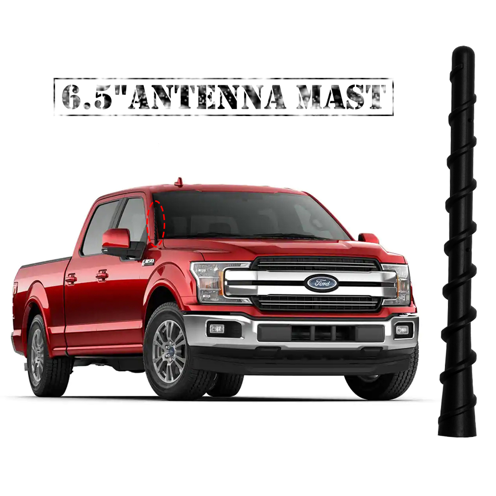 KEYO1E Pure Copper Antenna Compatible with 09 to 2020 Dodge RAM 1500