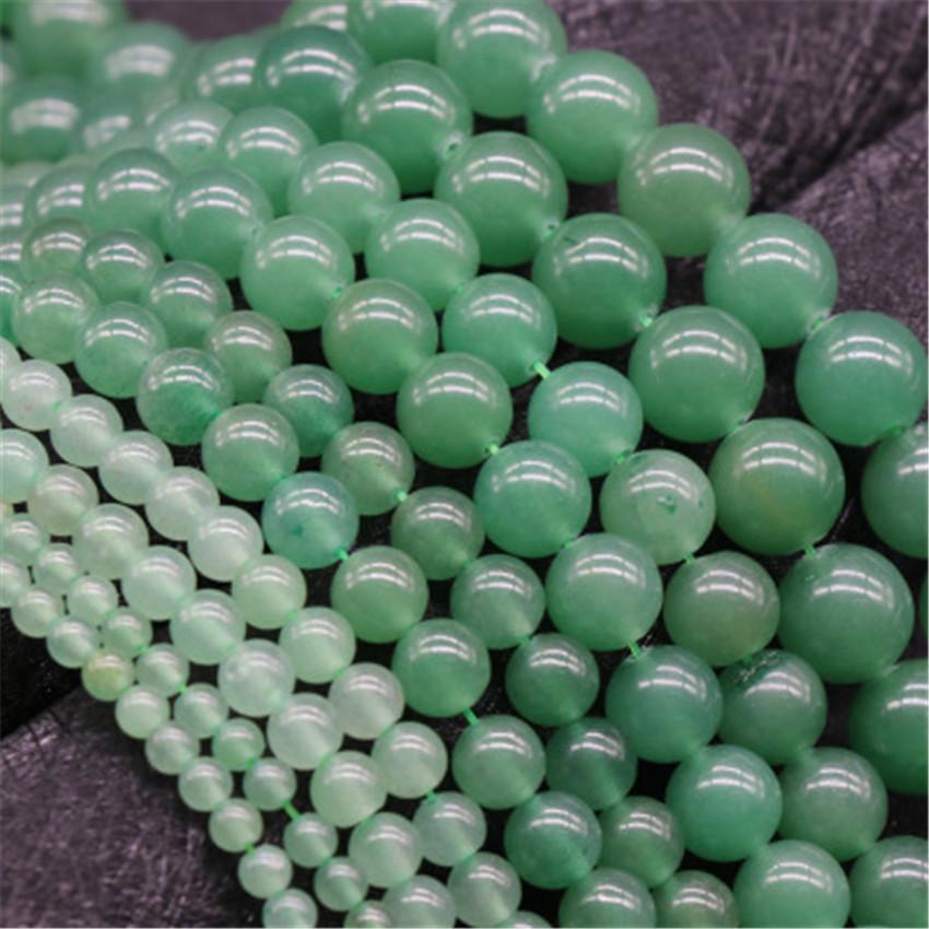 "Wholesale Beautiful 8mm black jade beads,loose beads,making accessories 14.5 /"""