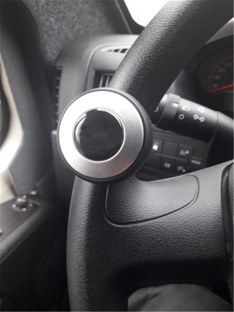 Controllers Hot Sale Car Auto Black Control Handle Steering Wheel Handle Assist Spinner Knob Booster Atv,rv,boat & Other Vehicle