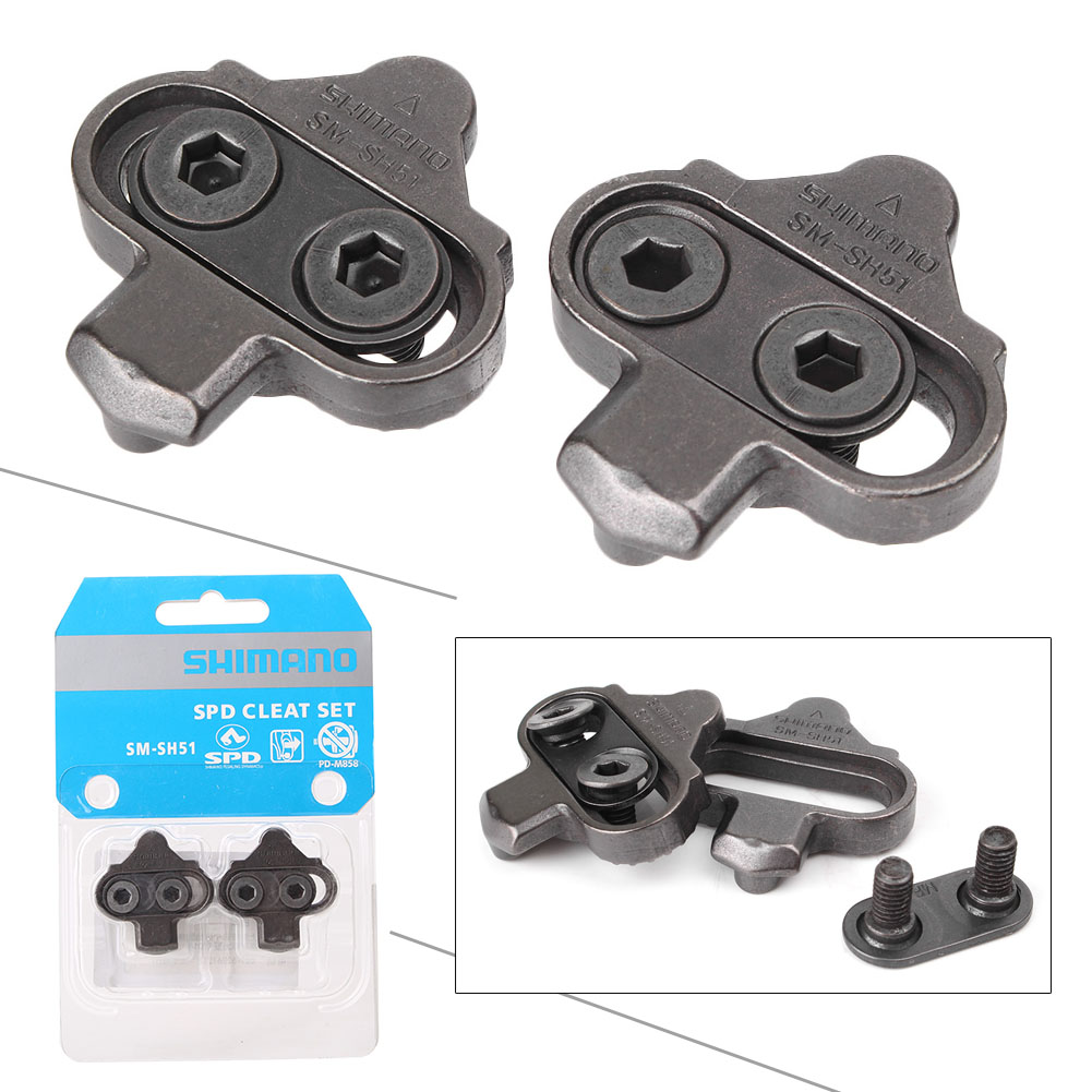 Shimano SPD Road and Mountain bike pedal cleat SM-SH51