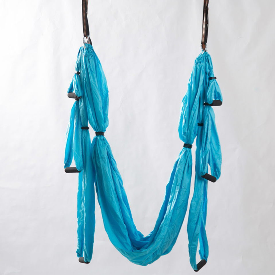 2x Extension Strap Yoga Extender Rope Daisy Chain Hammock Swing Belt 23KN