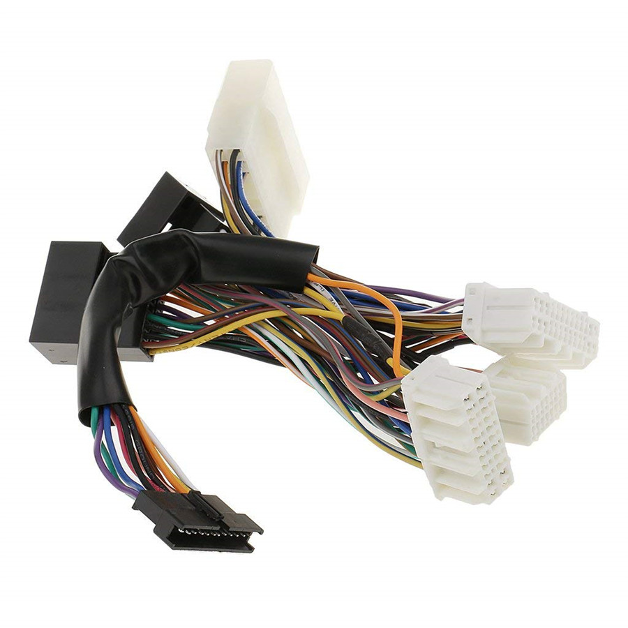obd0 to obd1 ecu jumper conversion wiring harness for