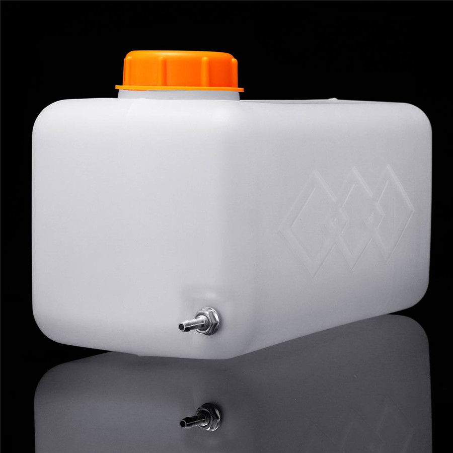 5L Oil Petrol Tank,Plastic Fuel Oil Gasoline Tank,Portable Multifunction Corrosion Resistance Gasoline Oil Storage Box,Car Diesel Parking Heater Accessories