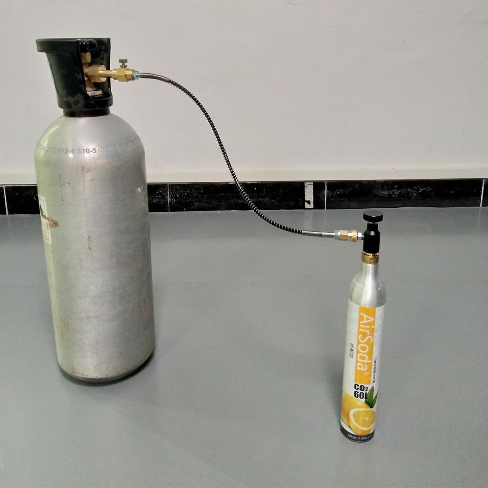 Sodastream Soda Club CO2 Cylinder Refill Adapter with ...