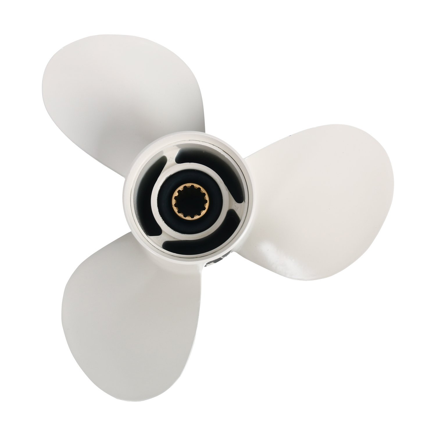 Size-11 1//8 x 13 G PROPELLER NEW ALLOY TO SUIT YAMAHA 40-60HP ENGINES