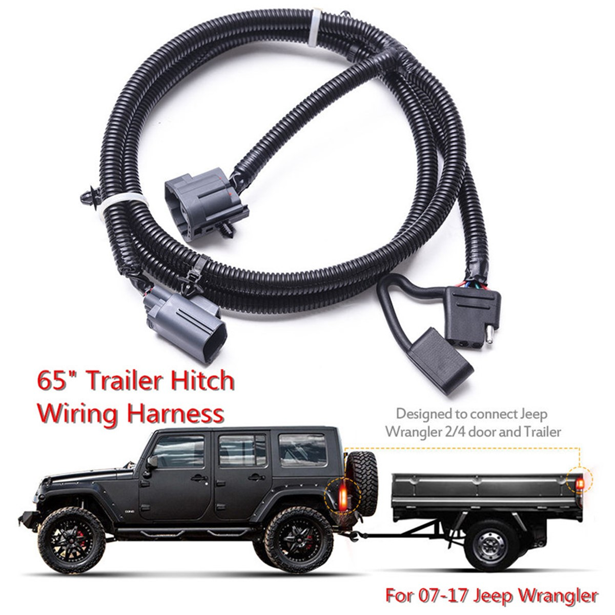 Prime Jeep Hitch Wiring Wiring Diagram Data Wiring Database Gramgelartorg