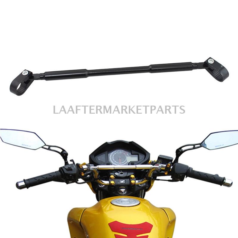 F FIERCE CYCLE 2pcs Universal Motorcycle Balance Bar 7//8 22mm Cross Bar Handlebar Upgraded Version Motorbike Reinforce Lever Red