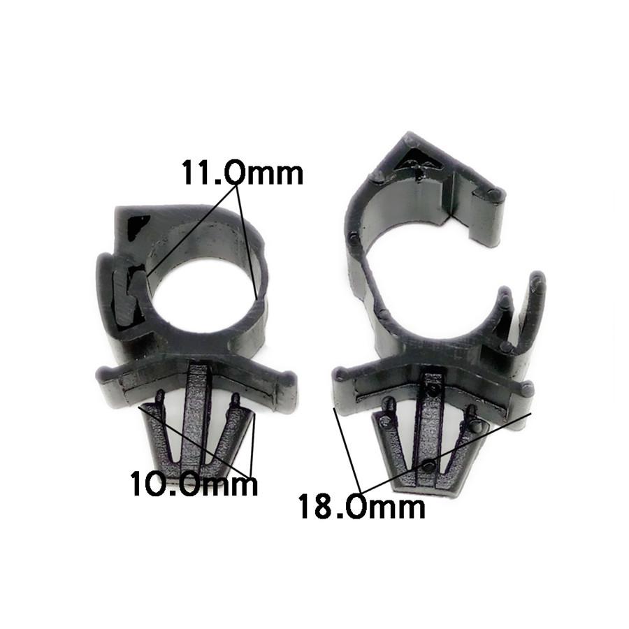 nlnnqptulpnovkonlovwnqqsqwrpvpwnstnmGMDJ 20x plastic wiring harness fastener for car corrugated pipe tie wrap