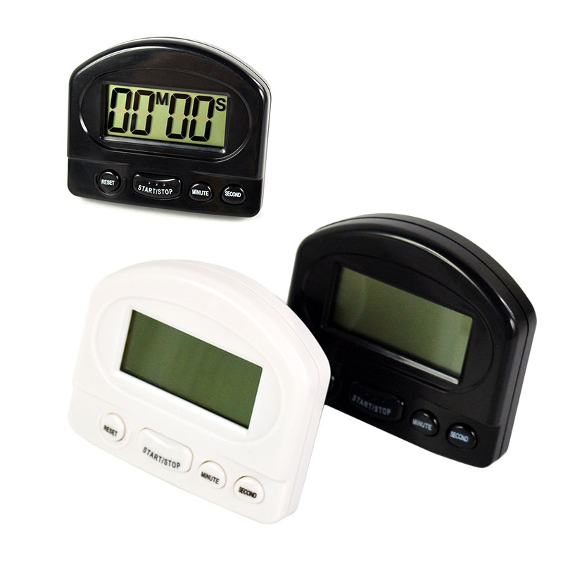 Chic Cooking Timer Mini Lcd Electronic Kitchen Alarm Digital Count Up Down Ebay