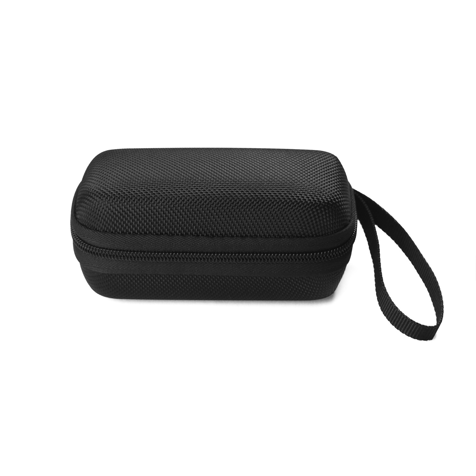 Black Nylon Protective Box Bag Storage Carrying Case For Airpods