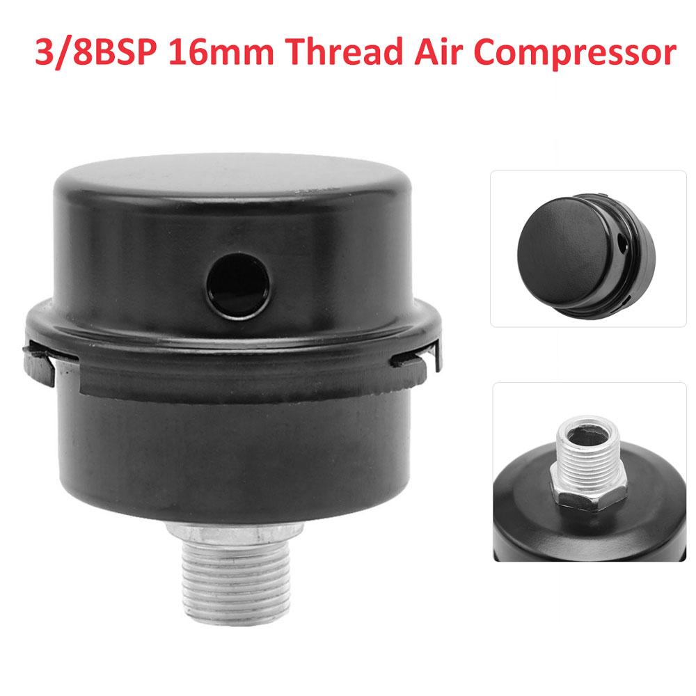 Sourcingmap Luft Kompressor Schalld/ämpfer Filter