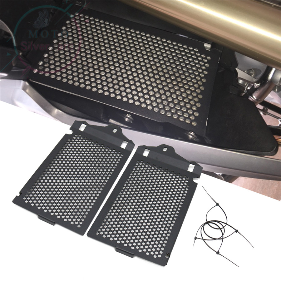 Motorcycle Radiator Guard Protector Grille Grill Cover For