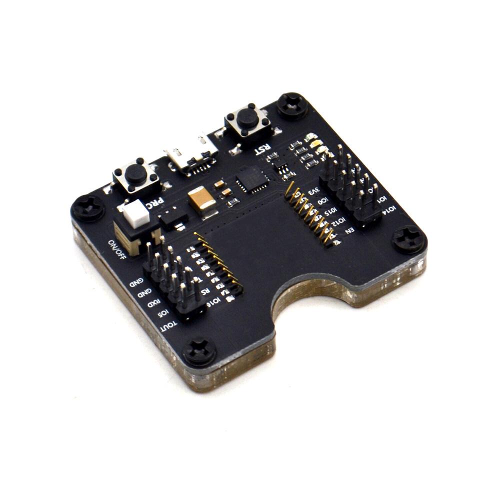 1pcs ESP8266 test stand Burner One-click download Supports ESP-WROOM