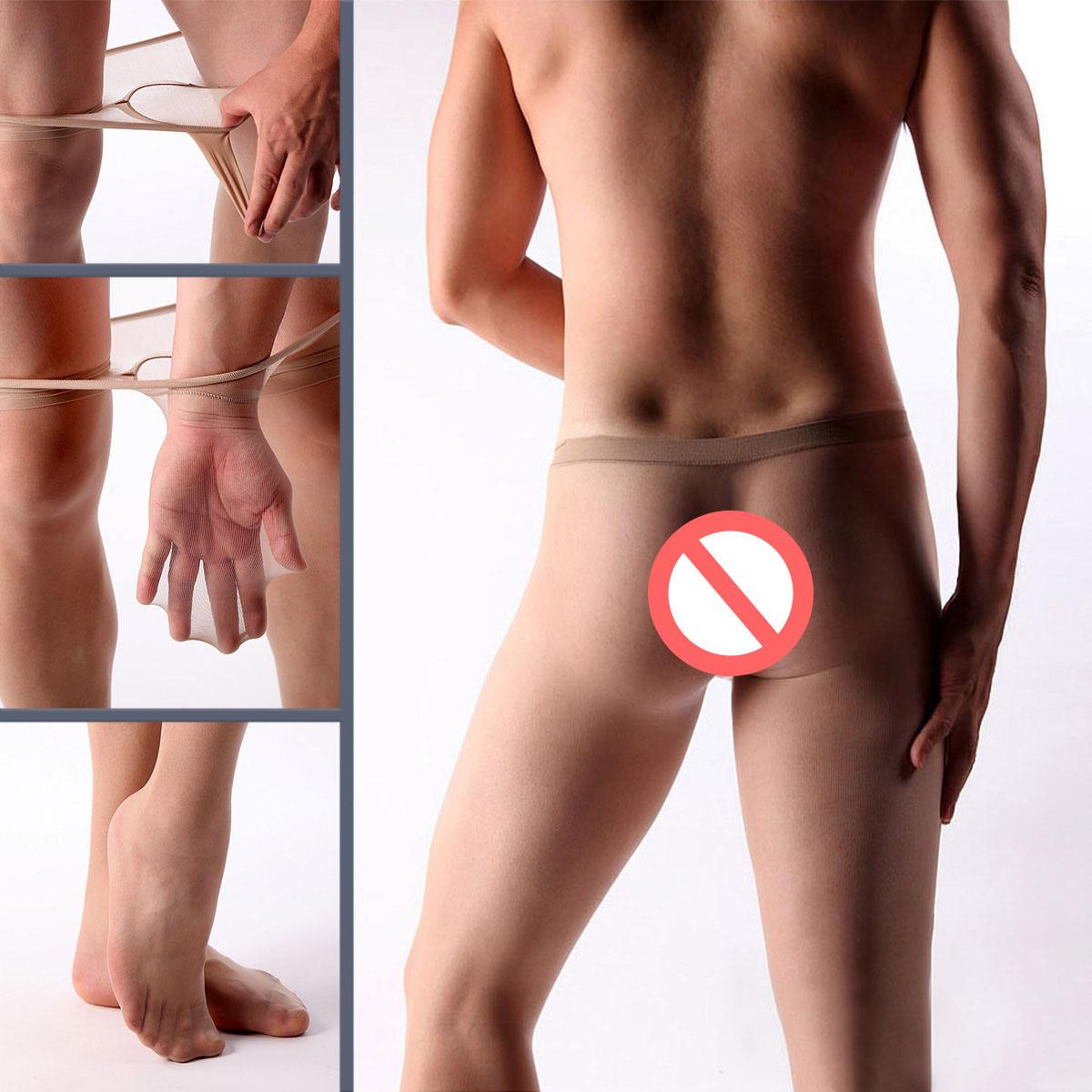Männer in nylons