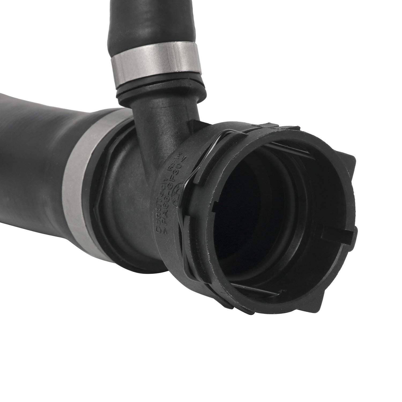 NovelBee 17127546064 Upper Radiator Cooling Hose Fit For BMW 525i 525xi 528i 528xi 530i 530xi