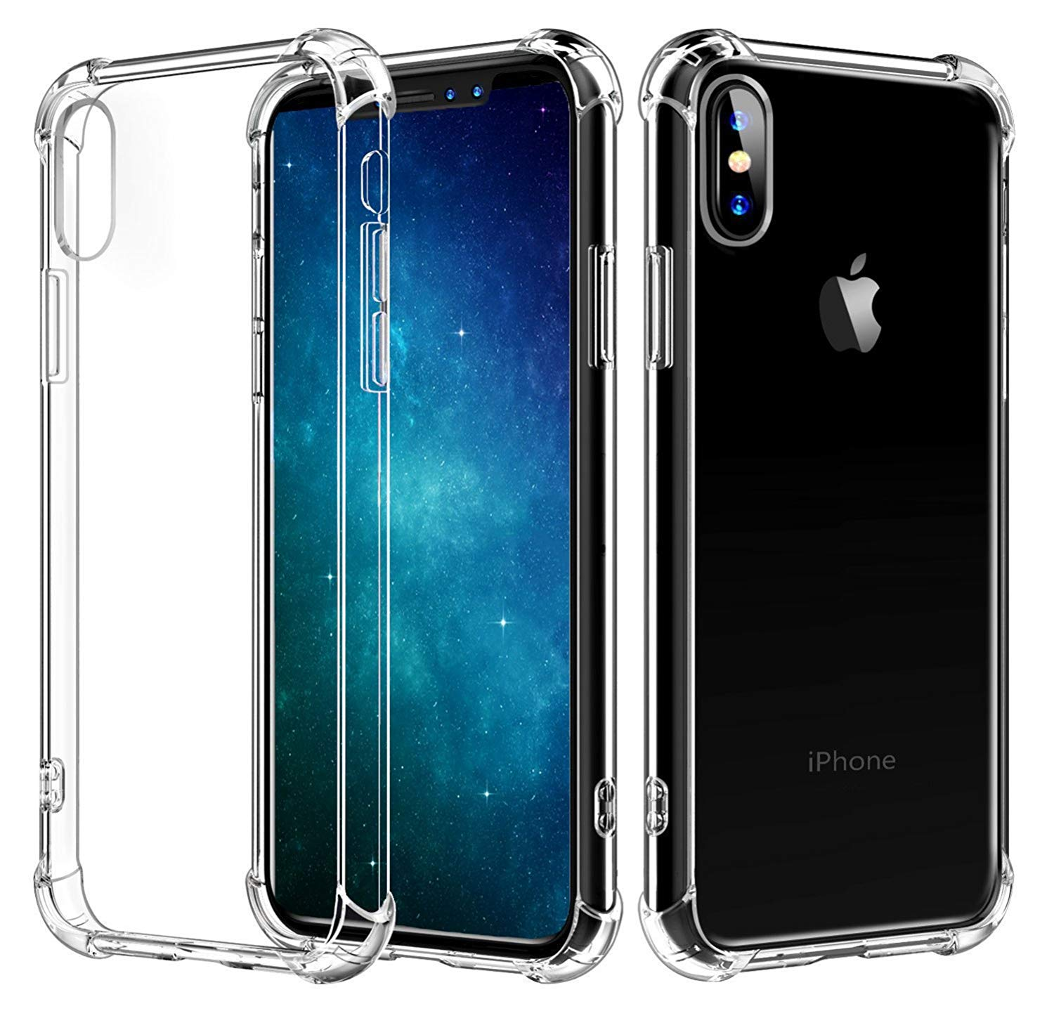 iphone 7 case shockproof clear