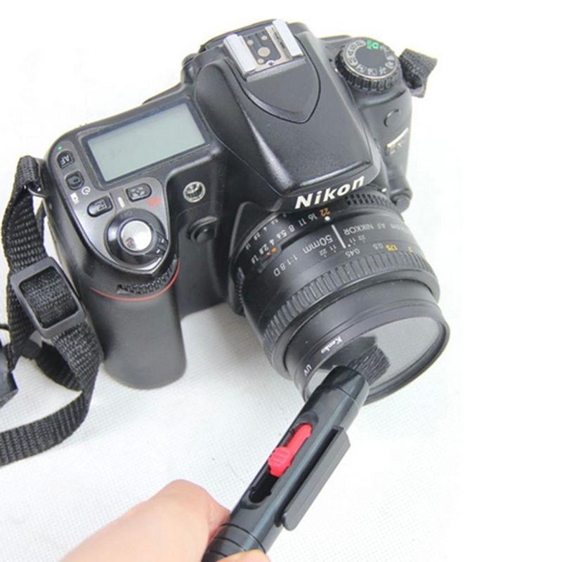 Clean Kit Lens Cleaning Pen Dust Cleaner For Dslr Vcr Dc Camera