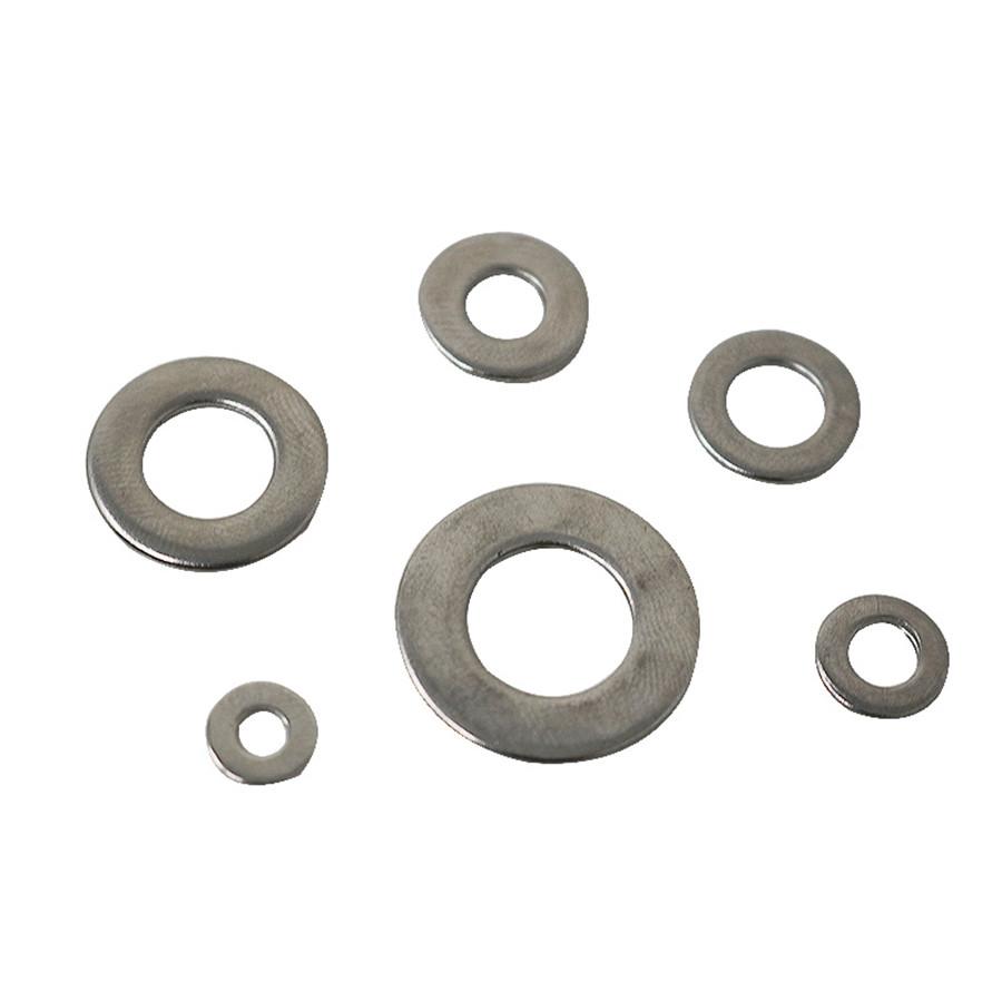 660x Mixed Metal Ultra-thin Flat Washer Gasket Anti-corrosion M3 M4 M5 M6 M8 M10