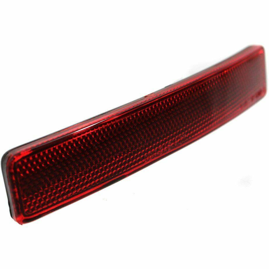 Bumper Reflector for GMC Acadia 07-12 SRX 10-16 Rear Left Side