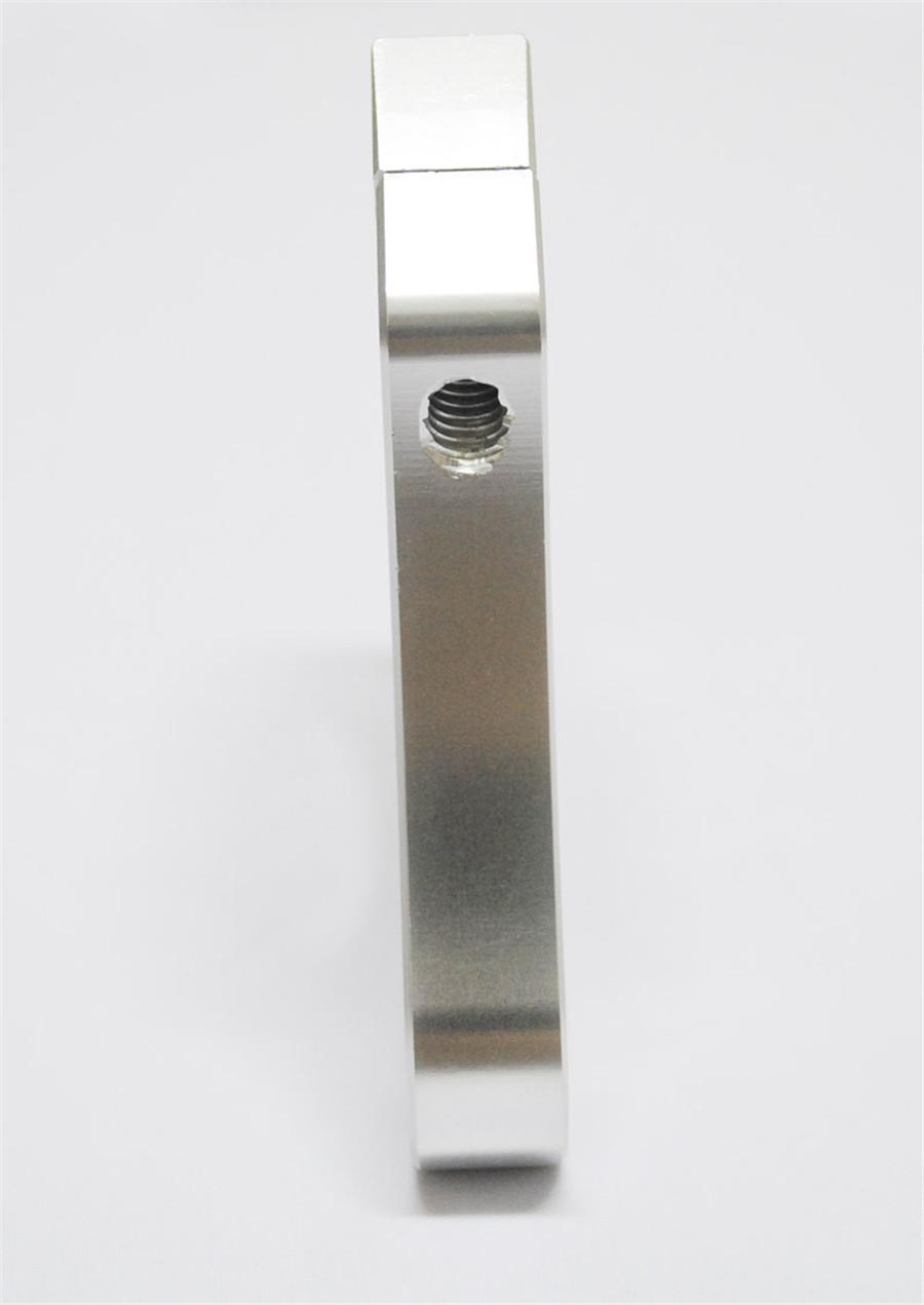Aluminium 35mm Lenkungsdämpfer Gabel Rahmen Halterung Fuß Fixierer ...