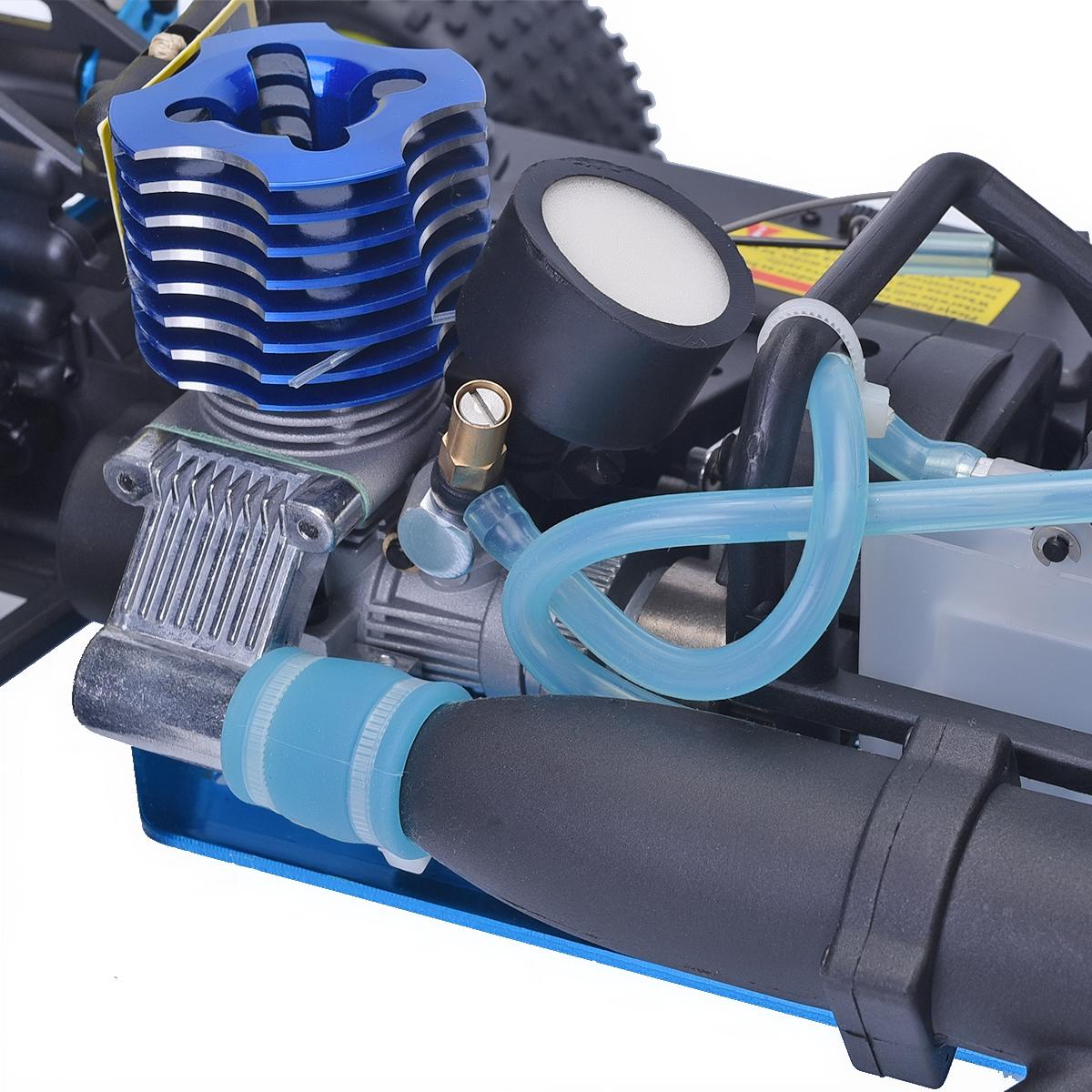 HSP 1/10 94166 RC Car Off-road Buggy Backwach Nitro Gas
